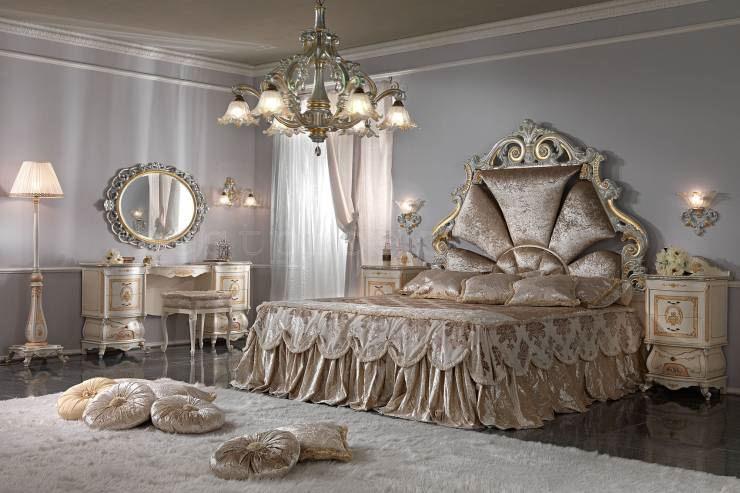 итальянские спальни Pistolesimobili доставка из италии на заказ