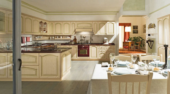 Кухня 9кв м дизайн